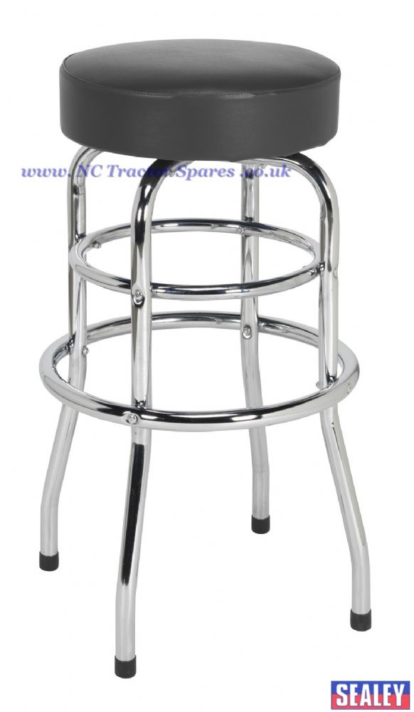 Workshop Stool with Swivel Seat